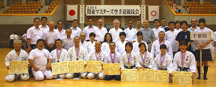 2011年07月18日 2011関東マスターズ空手道競技01