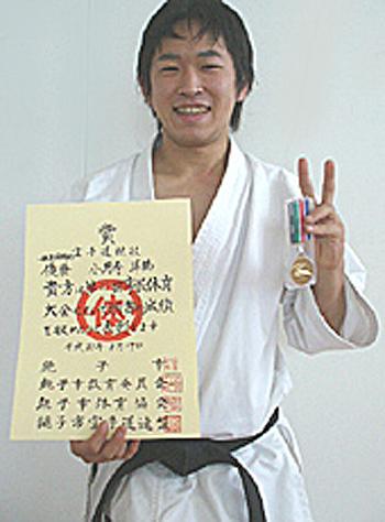 2009年05月17日 銚子市民空手道大会01