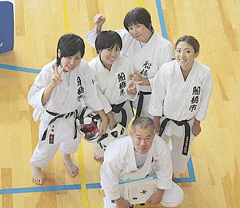 千葉県民体育大会空手道競技会02