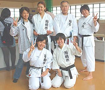 千葉県民体育大会空手道競技会03