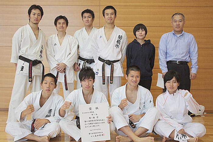 千葉県民体育大会空手道競技会01