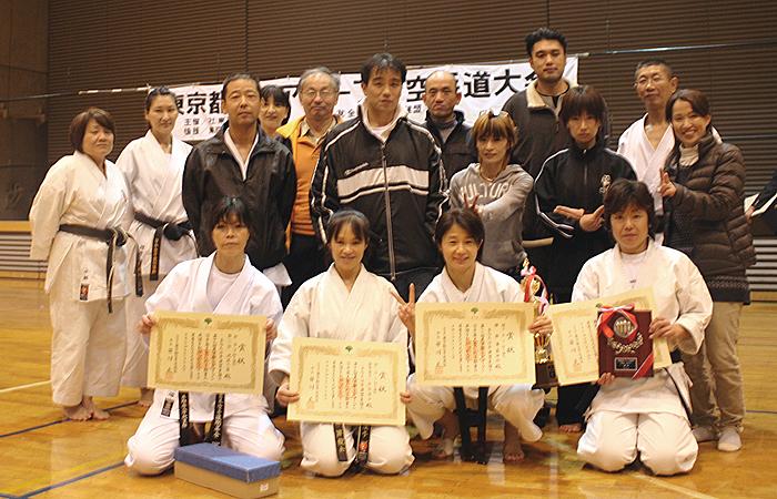 2012年11月25日東京都シニアオープン空手道大会01