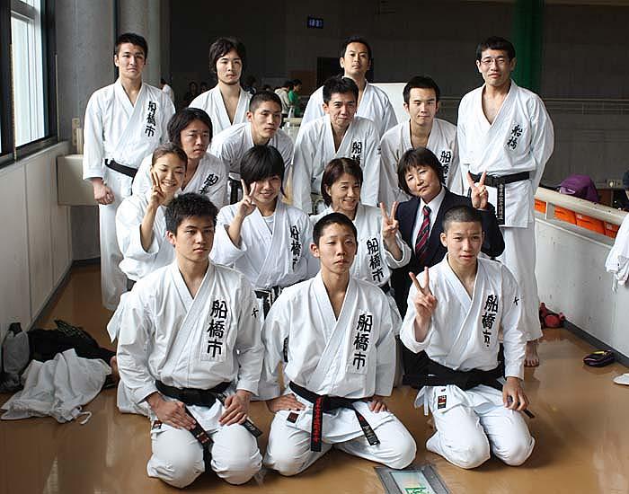 2011千葉県民体育大会空手道競技会-1