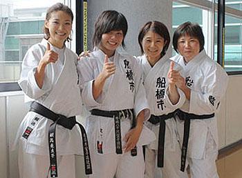 2011千葉県民体育大会空手道競技会-2