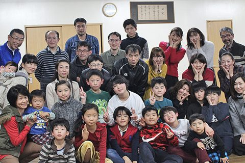 2018年12月23日 本部道場忘年会