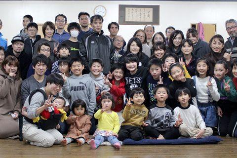 2019年12月22日 本部道場忘年会